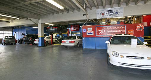 Steves Automotive photo